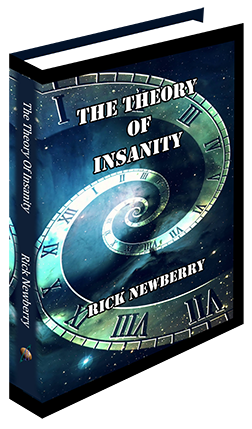 The Theory Of Insanity  Book Cover